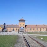 Eingangstor Birkenau
